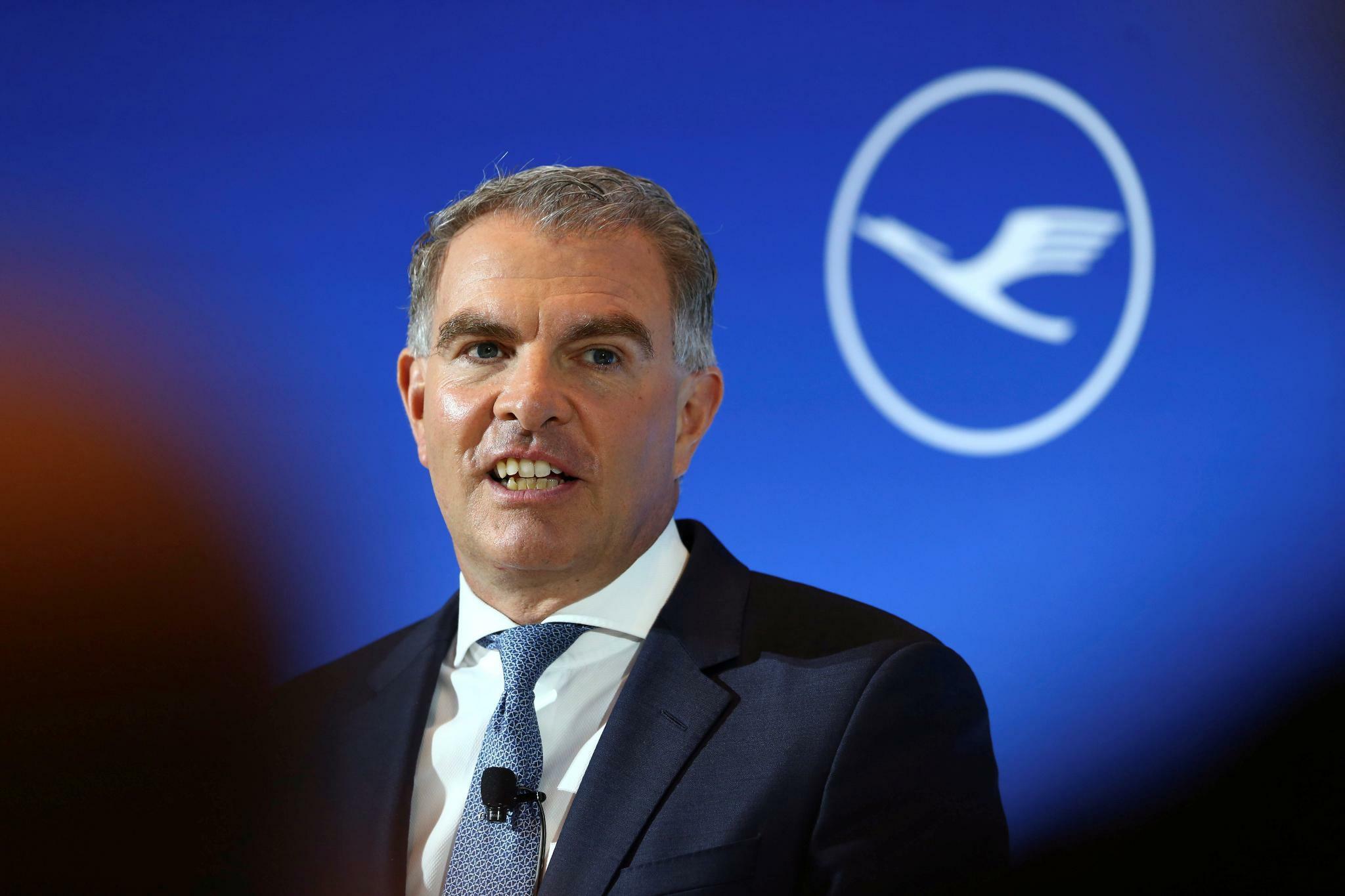 Klimaschutz: Lufthansa und Deutsche Bahn geraten aneinander