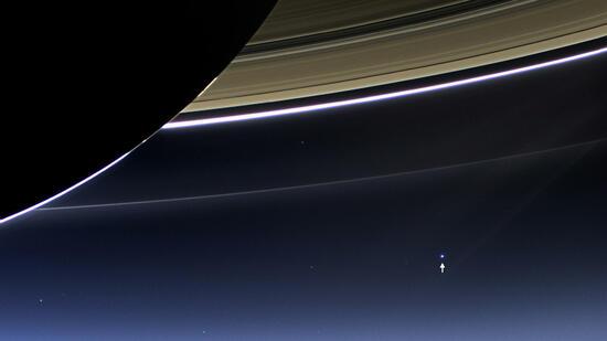 Cassini-Huygens Sonde: Darum feiert das Google-Doodle die Nasa-Raumsonde