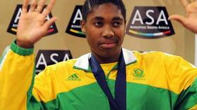 Caster Semenya. Foto: Bongarts/Getty Images Quelle: SID