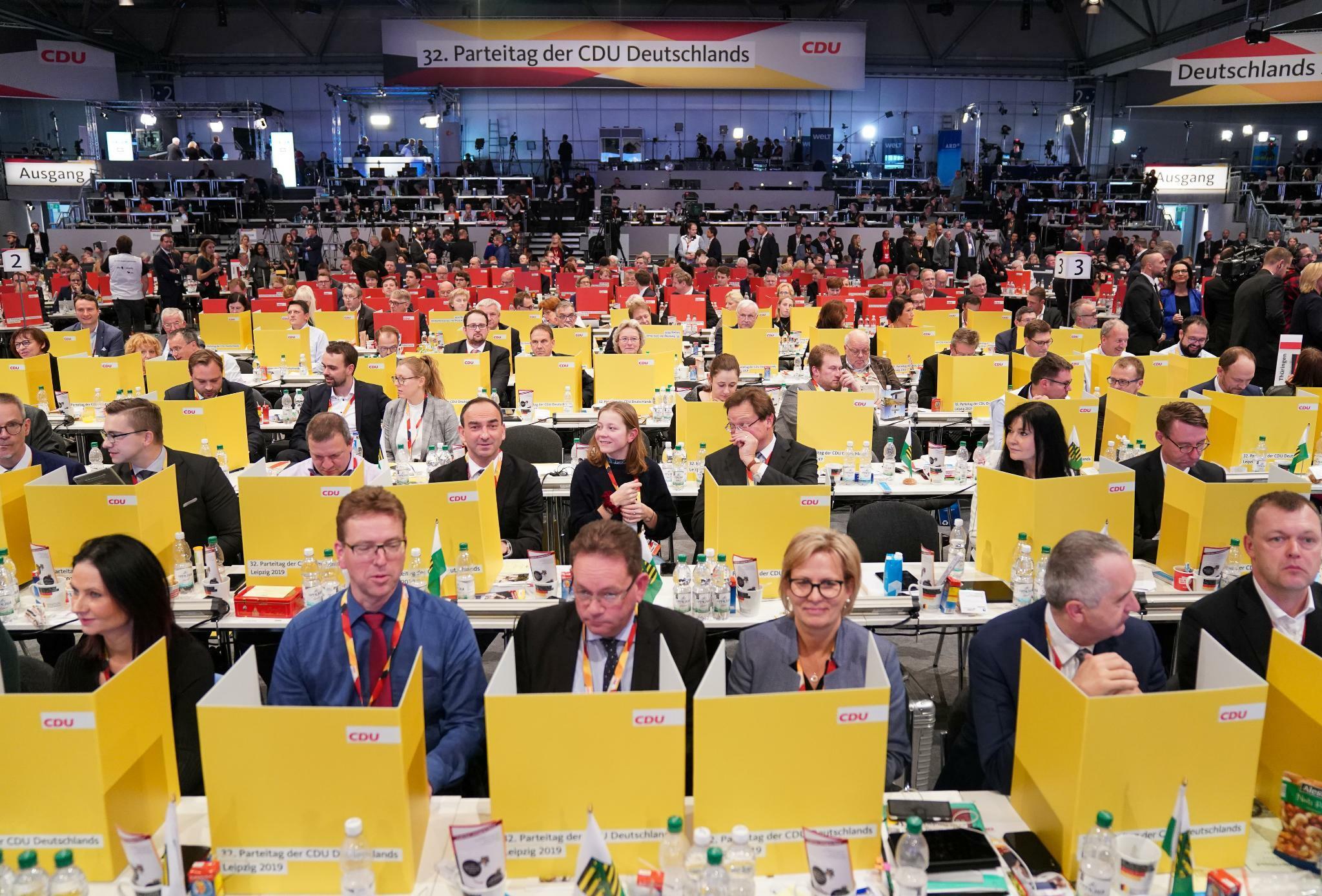 Riester-Rente: CDU-Parteitag einigt sich auf Reform