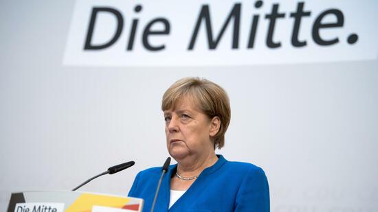 Merkel sorgt sich nicht um EU-Kurs Österreichs unter Kurz