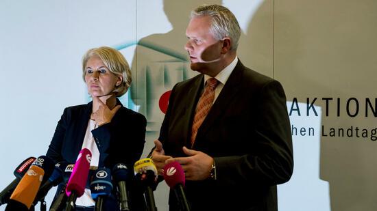 Hinterbänklerin kippt Regierung - Niedersachsen vor Neuwahlen
