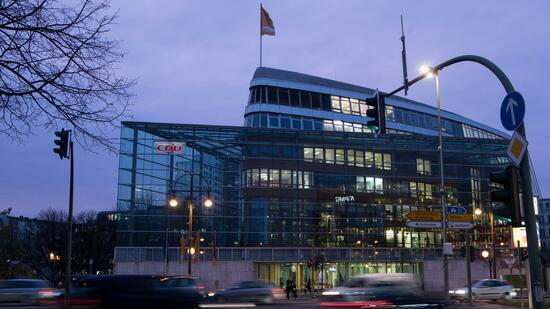 Streit um Sondierung - CDU warnt SPD vor