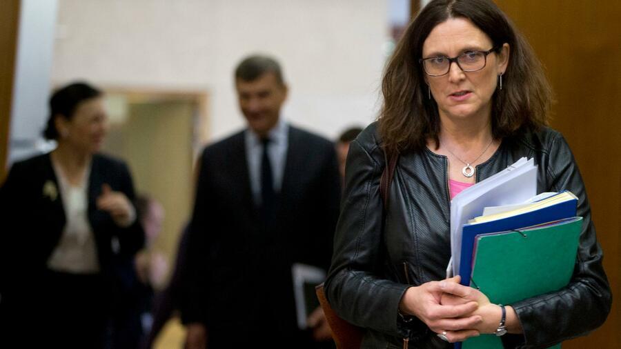 EU fordert wegen Strafzöllen von USA Schadensersatz