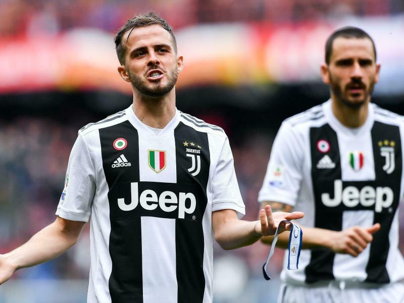 Juve kassiert erste Liga-Niederlage - Inter siegt imDerby