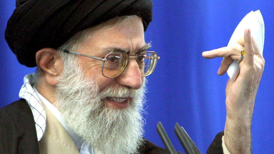Tollwütiger Hund Ajatollah Chamenei Beschimpft Israel