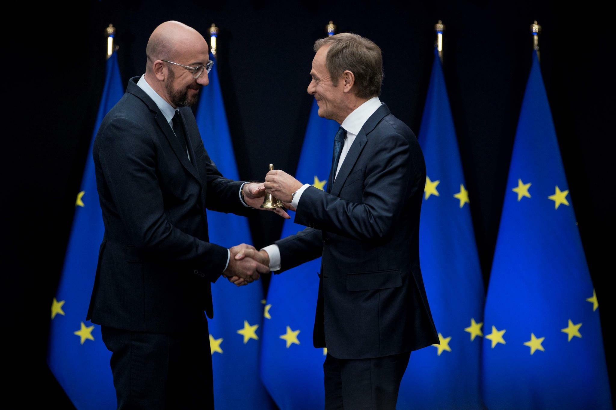 Neuer EU-Ratschef will europäisches Wirtschaftssystem umbauen