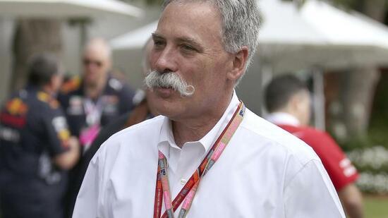 International: Formel-1-Chef Carey: