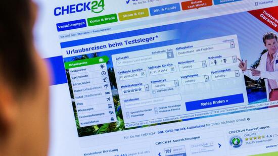 Check24 muss Versicherungskunden besser informieren