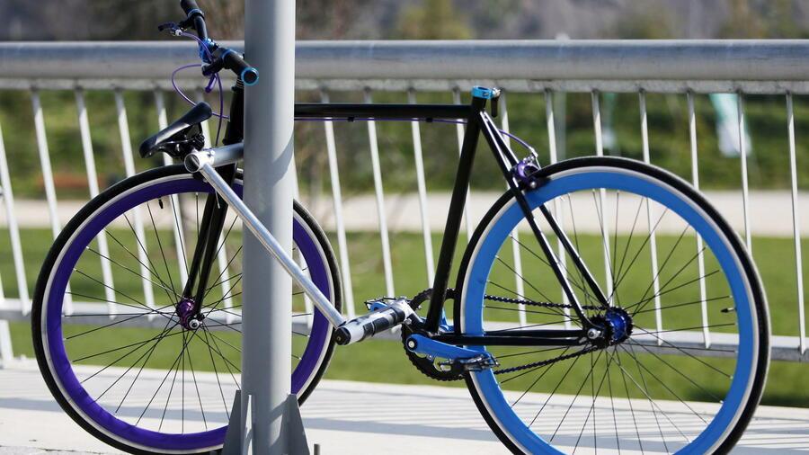 Ein Albtraum für Fahrraddiebe