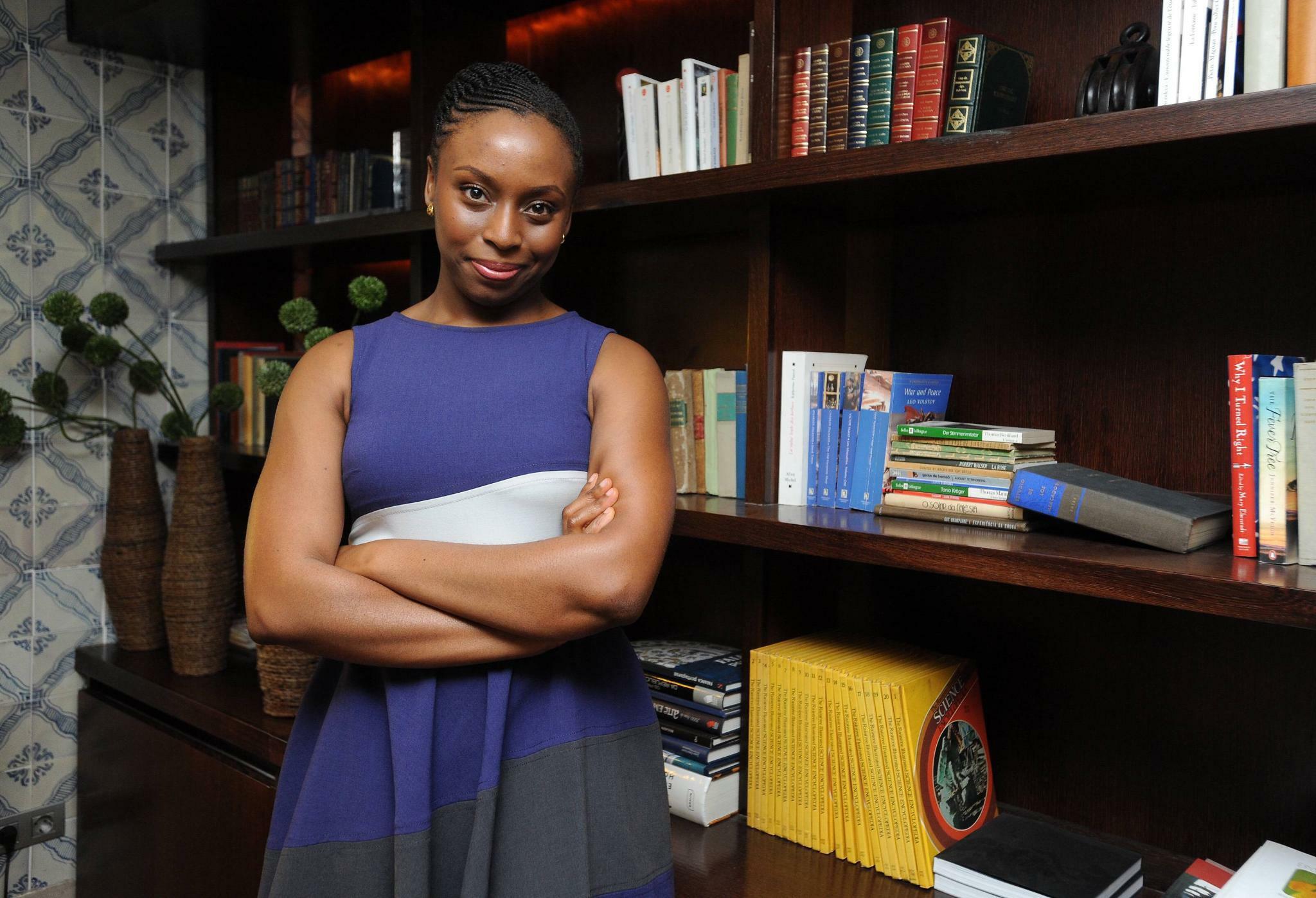 """Chimamanda Ngozi Adichie: """"Den Feminismus herausfordern? Nur zu!"""""""