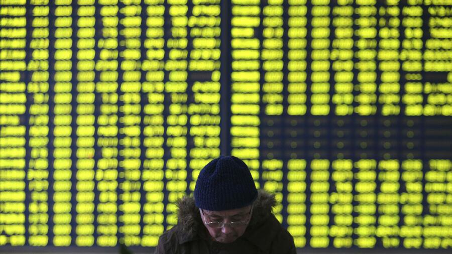 Warum der Handel in China plötzlich stillstand