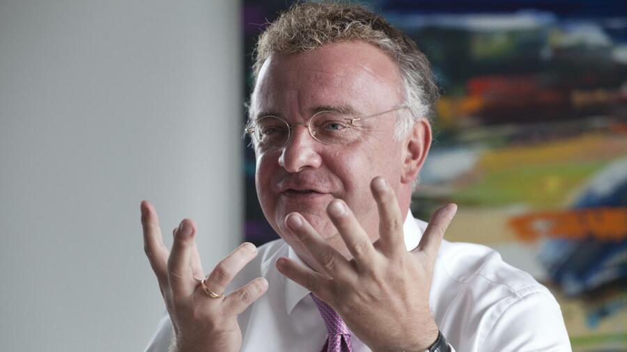 Evonik: Christian Kullmann will Wachstum durch weitere Zukäufe