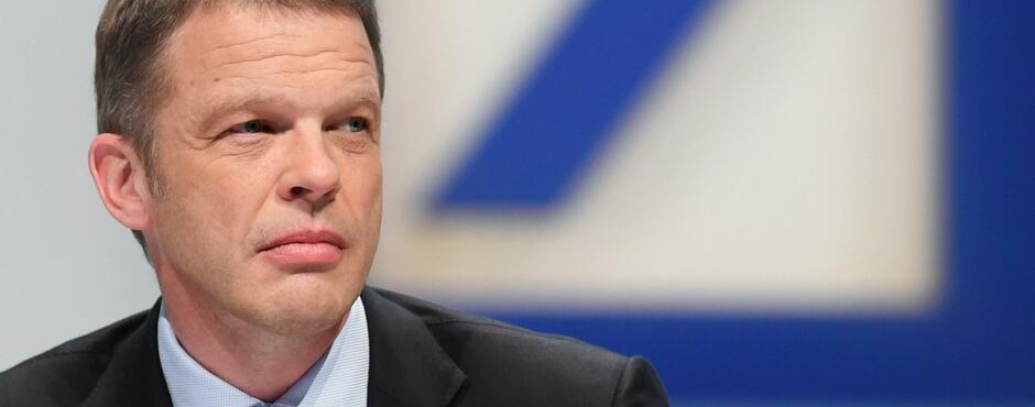 Deutsche Bank: Investoren und Kunden sorgen sich um das Geldhaus on