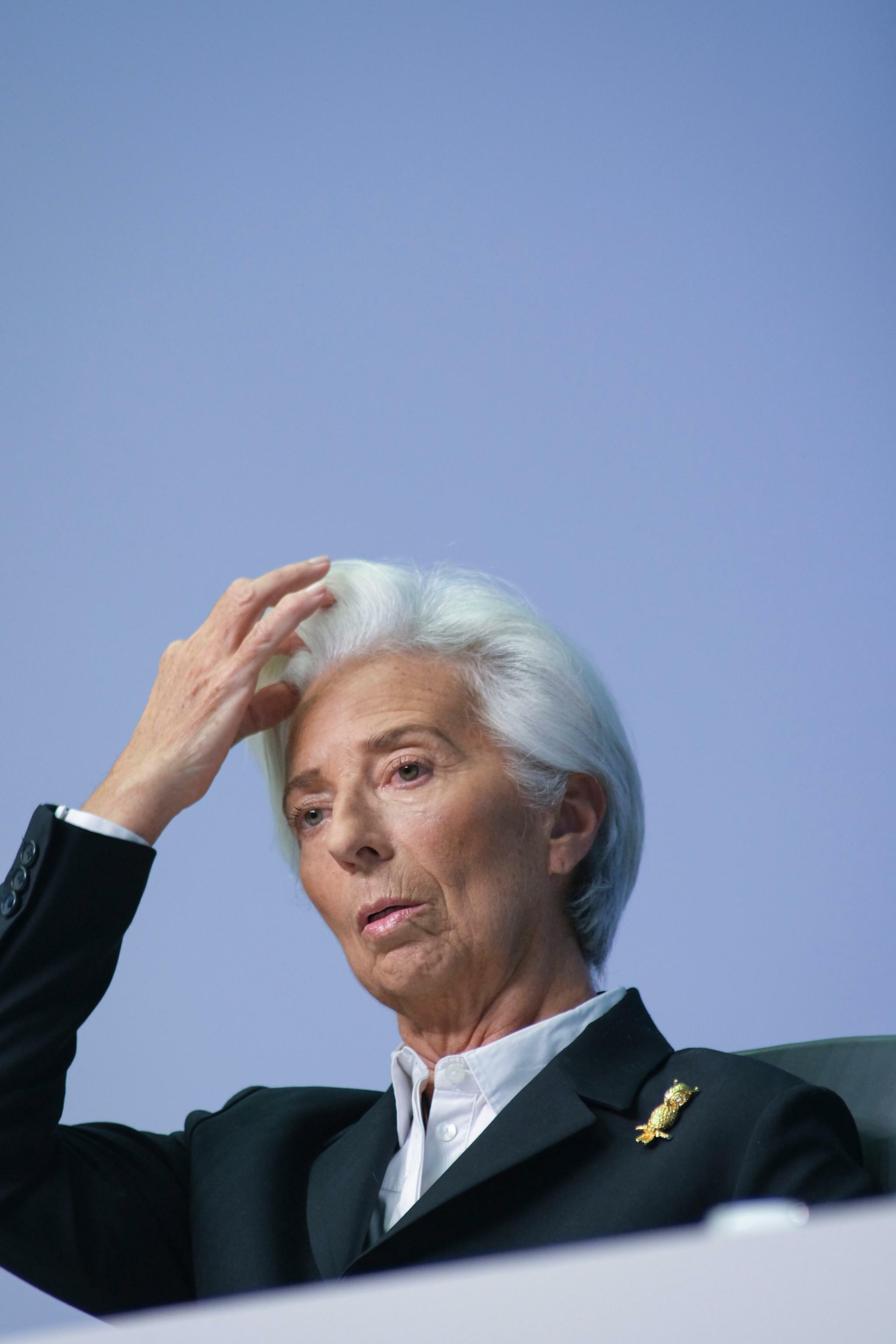 Wie Lagarde mit der Bevölkerung kommunizieren muss