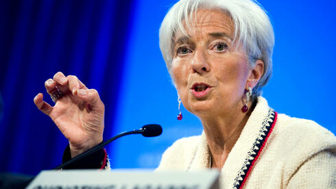 Die Chefin des Internationalen Währungsfonds (IWF), Christine Lagarde. Quelle: dpa