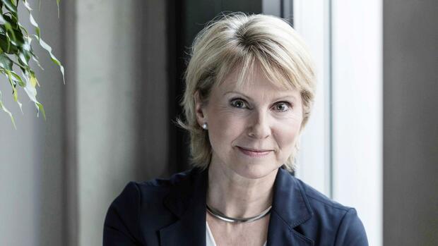 Ex-Kunsthändlerin : Christine Novakovic wird neue UBS-Europachefin