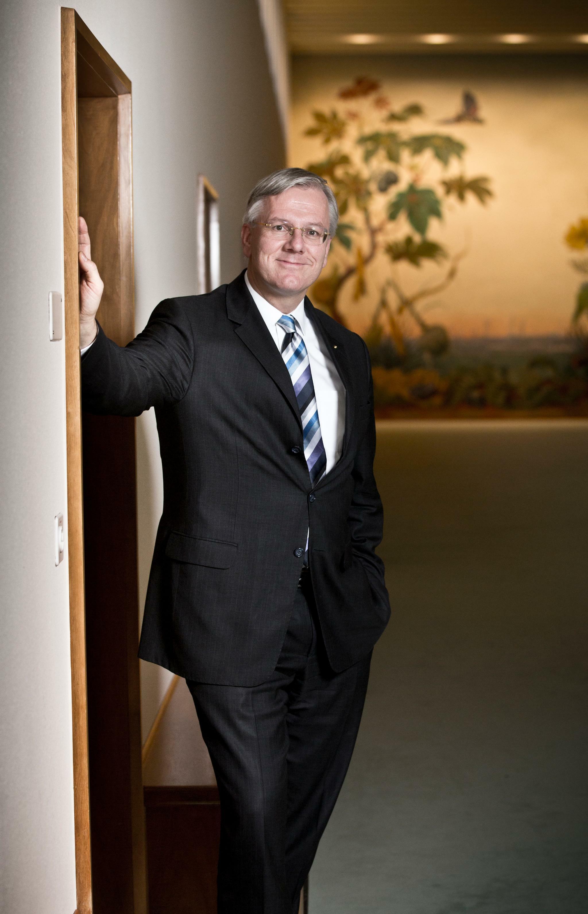 """Roche-Verwaltungsratschef Franz: """"Haltung zu zeigen, halte ich für wichtig"""""""