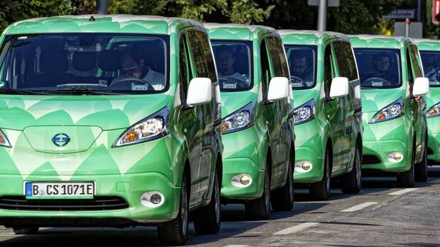 Beim Carsharing werden nur die kapitalstärksten Anbieter überleben