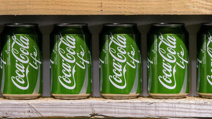 Grüne Coke