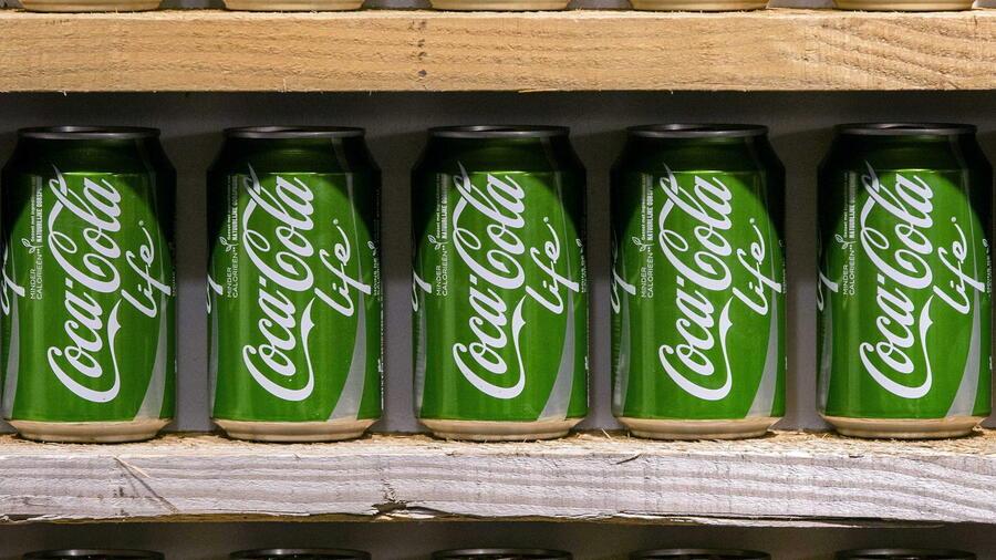 Mini Kühlschrank Coca Cola Media Markt : Coca cola life: die grüne coke mit stevia ist gefloppt