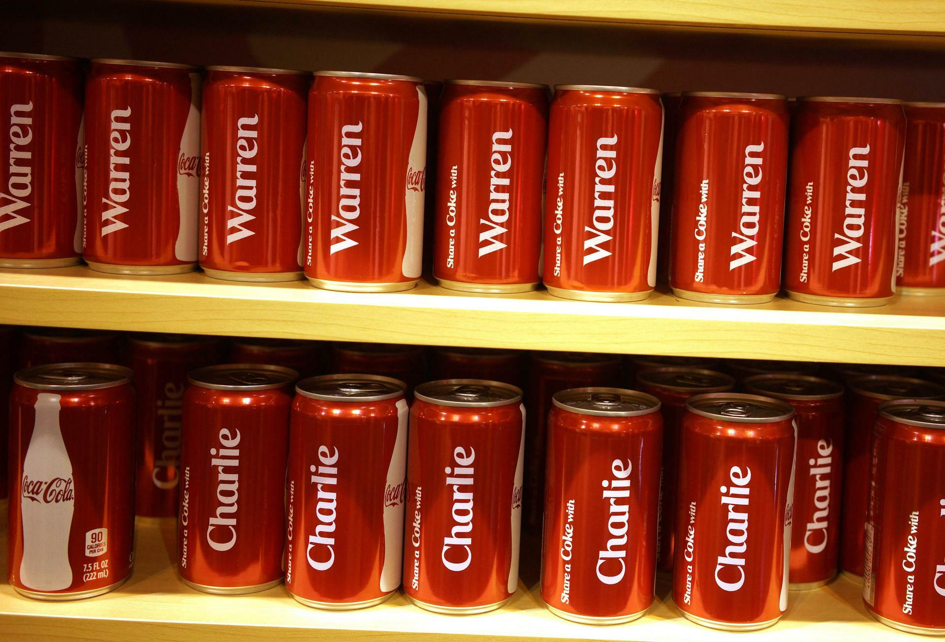 Erfolgreiche Kampagne: Coca Cola darf auf sich selbst anstoßen