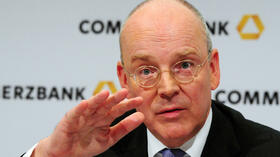Commerzbank-Chef Martin Blessing Quelle: dpa