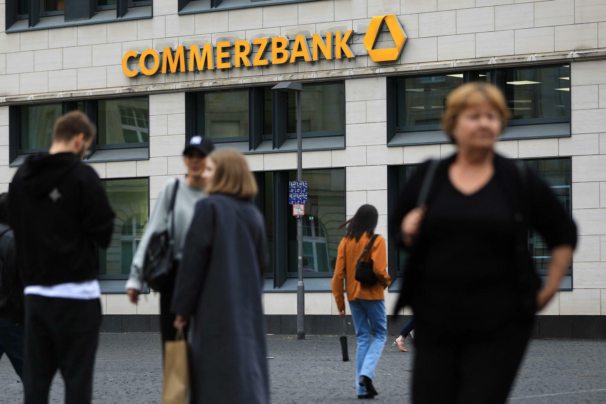Commerzbank will Stellen im Privatkundengeschäft streichen