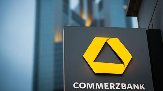 Unternehmen: Erneut zeitweise technische Probleme bei Commerzbank