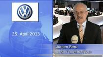 "Analyser to go: Commerzbank weiter optimistisch für VW: ""Buy"""