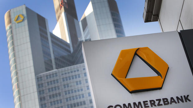 Commerzbank: Institut kürzt Mitarbeiter-Boni - Handelsblatt