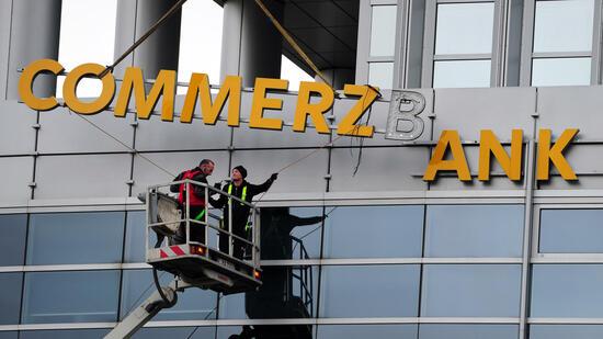 Commerzbank: Bundesweite Ausfälle und Störungen