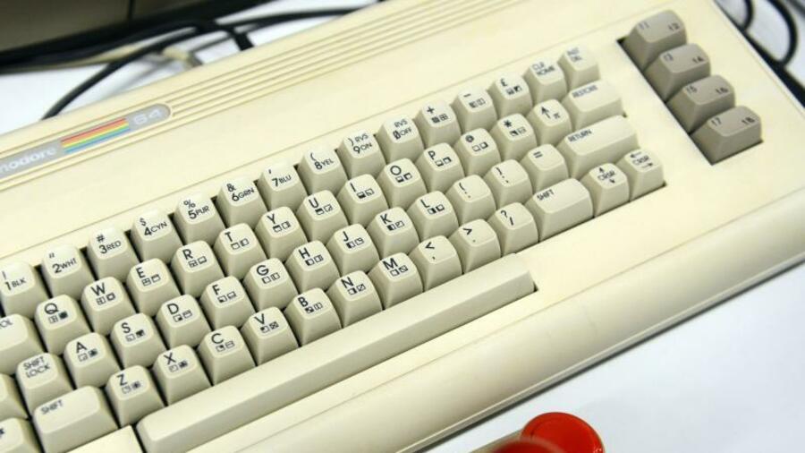 Computer-Klassiker Commodore 64 kehrt als Mini zurück