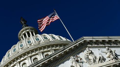 Das Washingtoner Kapitol, wo sich Demokraten und Republikaner in diesen Tagen eine heiße Debatte über den Haushalt liefern. Quelle: AFP