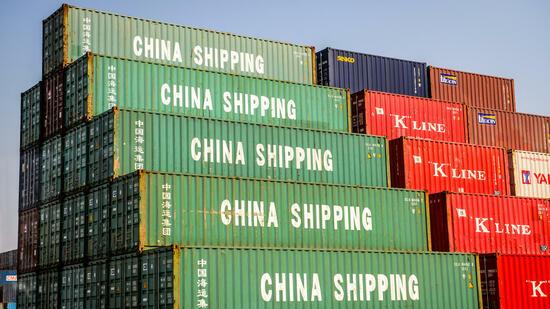 BGA: China verdrängt USA als wichtigsten Handelspartner