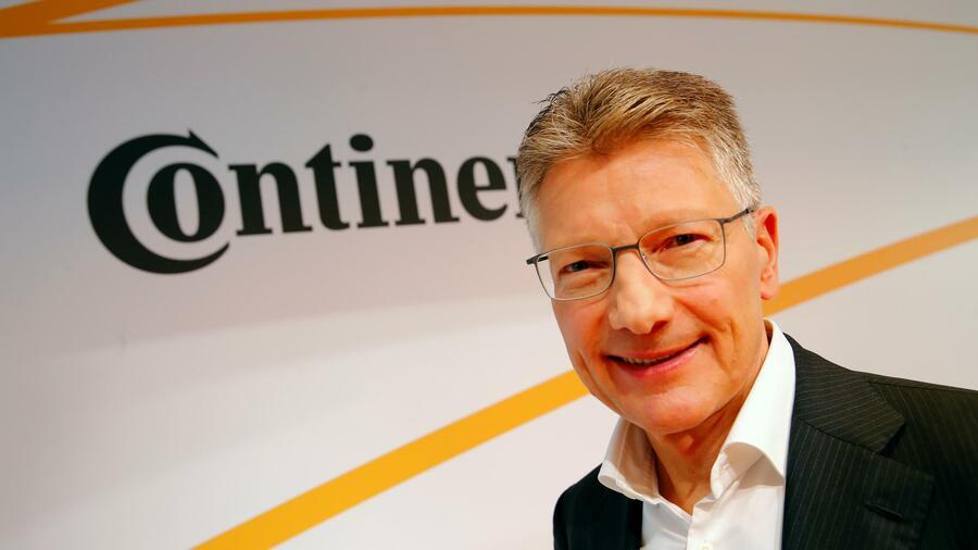 Conti-Chef Degenhart fordert mehr Förderung für die Brennstoffzelle