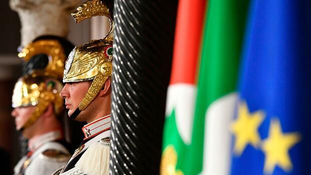 """Die Märkte und die EU haben Angst vor """"Italy first"""""""