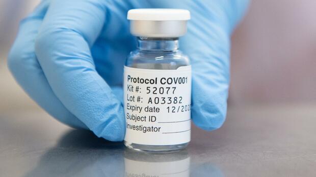Astra-Zeneca: Russland will Corona-Impfstoffe mischen