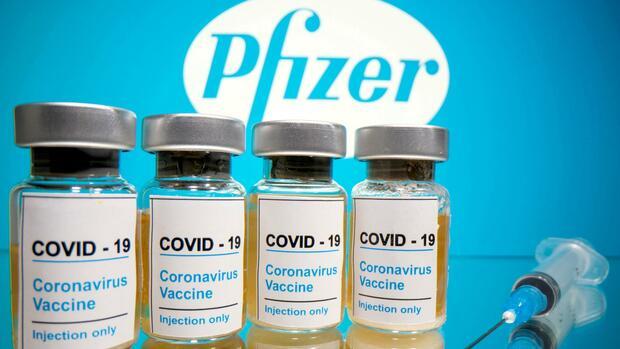 Corona-Impfstoff: Pfizer hat Auslieferungsziel für Impfstoff wegen Lieferkettenproblemen gekappt