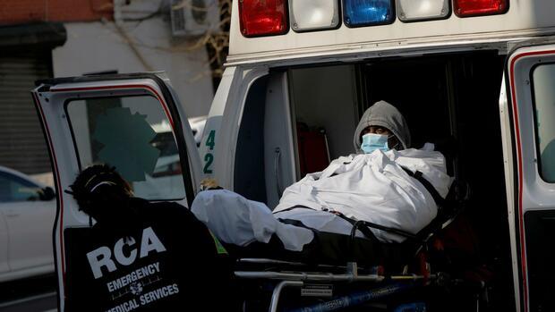 Corona-Pandemie: Amerikas Bürger fürchten ihr Gesundheitssystem mehr als das Virus