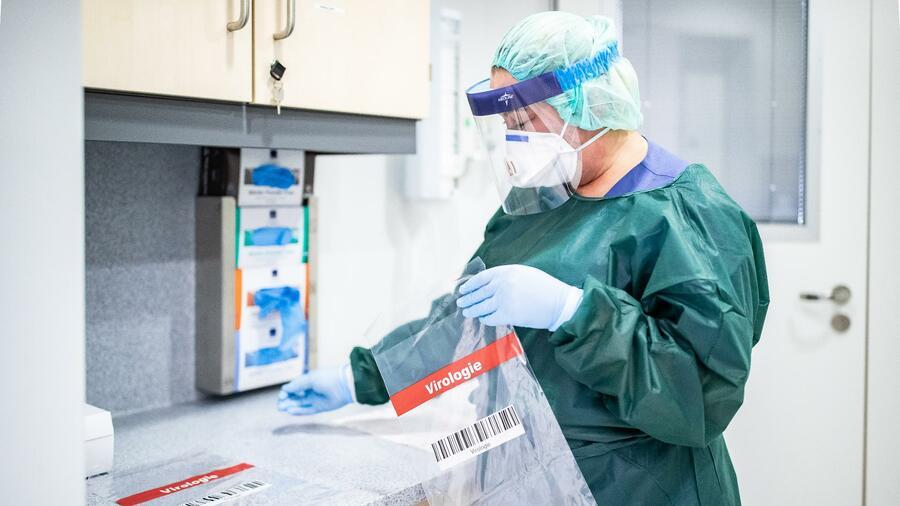 Coronavirus Zahlen In Deutschland Europa Und Weltweit