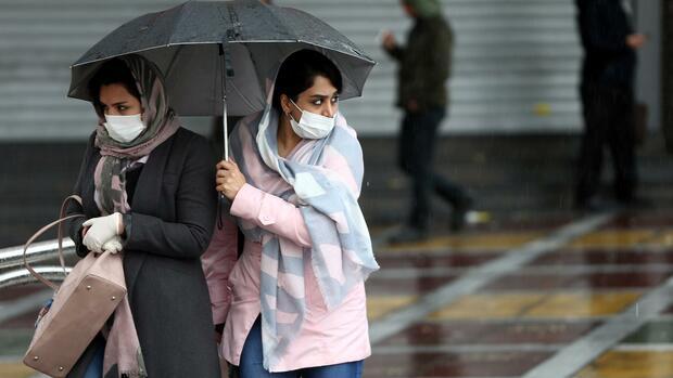 Covid-19: Über den Iran verbreitet sich das Coronavirus im Nahen Osten