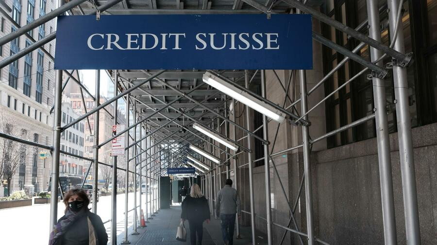 Wall-Street-Banker verlassen die Credit Suisse und wechseln zur