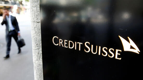 Credit Suisse in Zürich