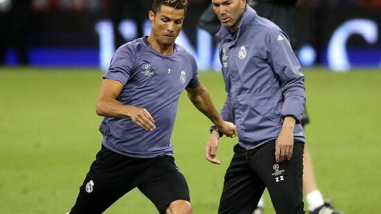 Real Madrid verteidigt Champions-League-Titel