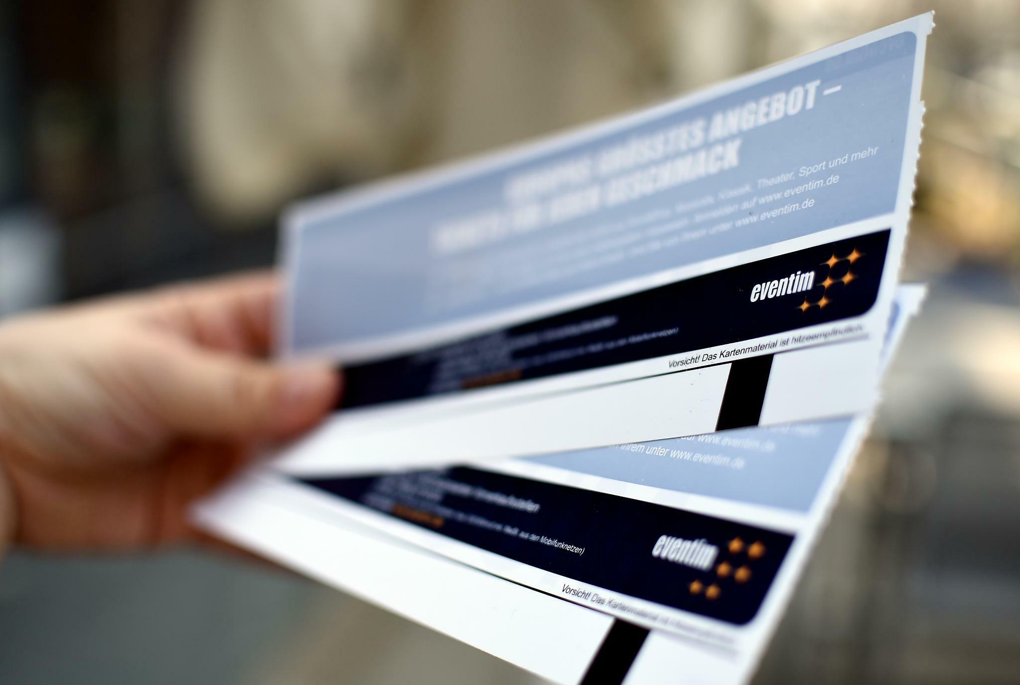Tickets: CTS Eventim legt beim Überschuss deutlich zu