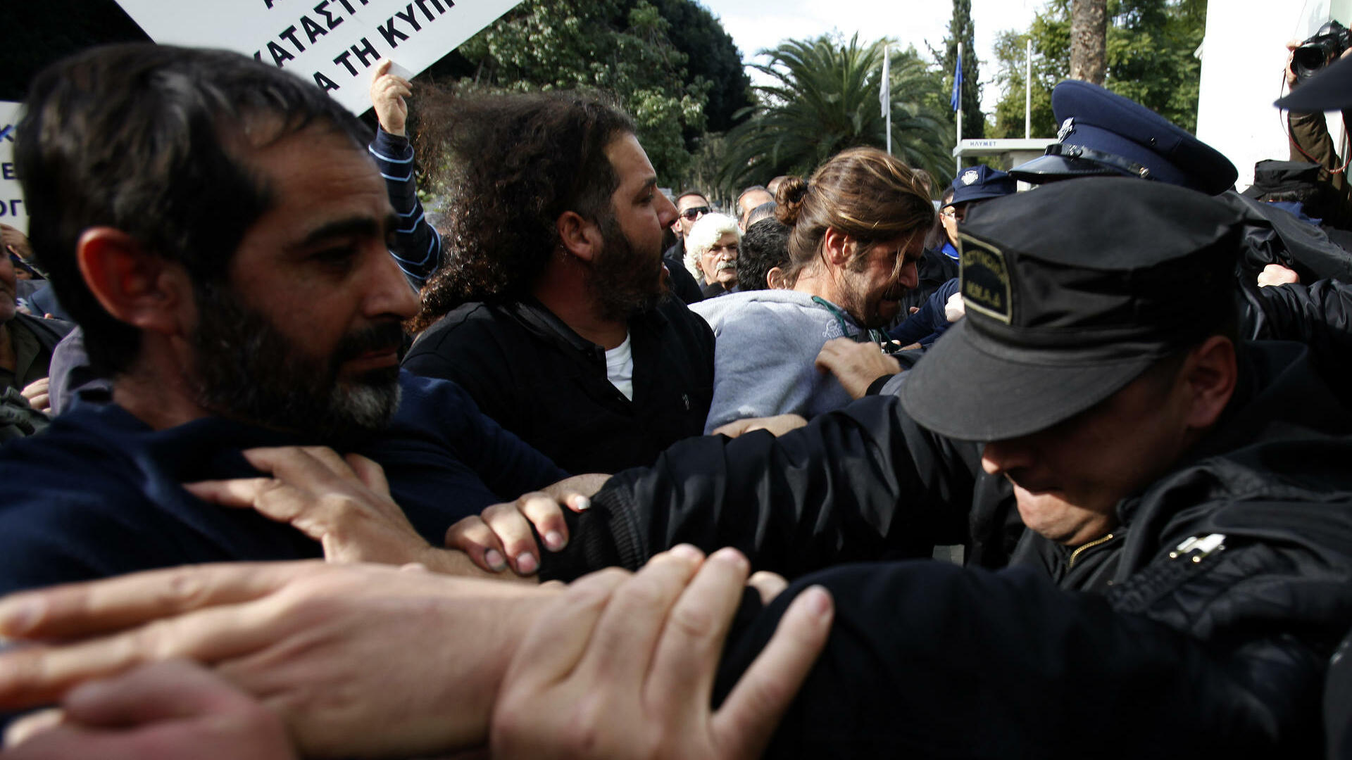 Warnung vor Zahlungsunfähigkeit: Zypern erhöht Druck auf Euro-Retter