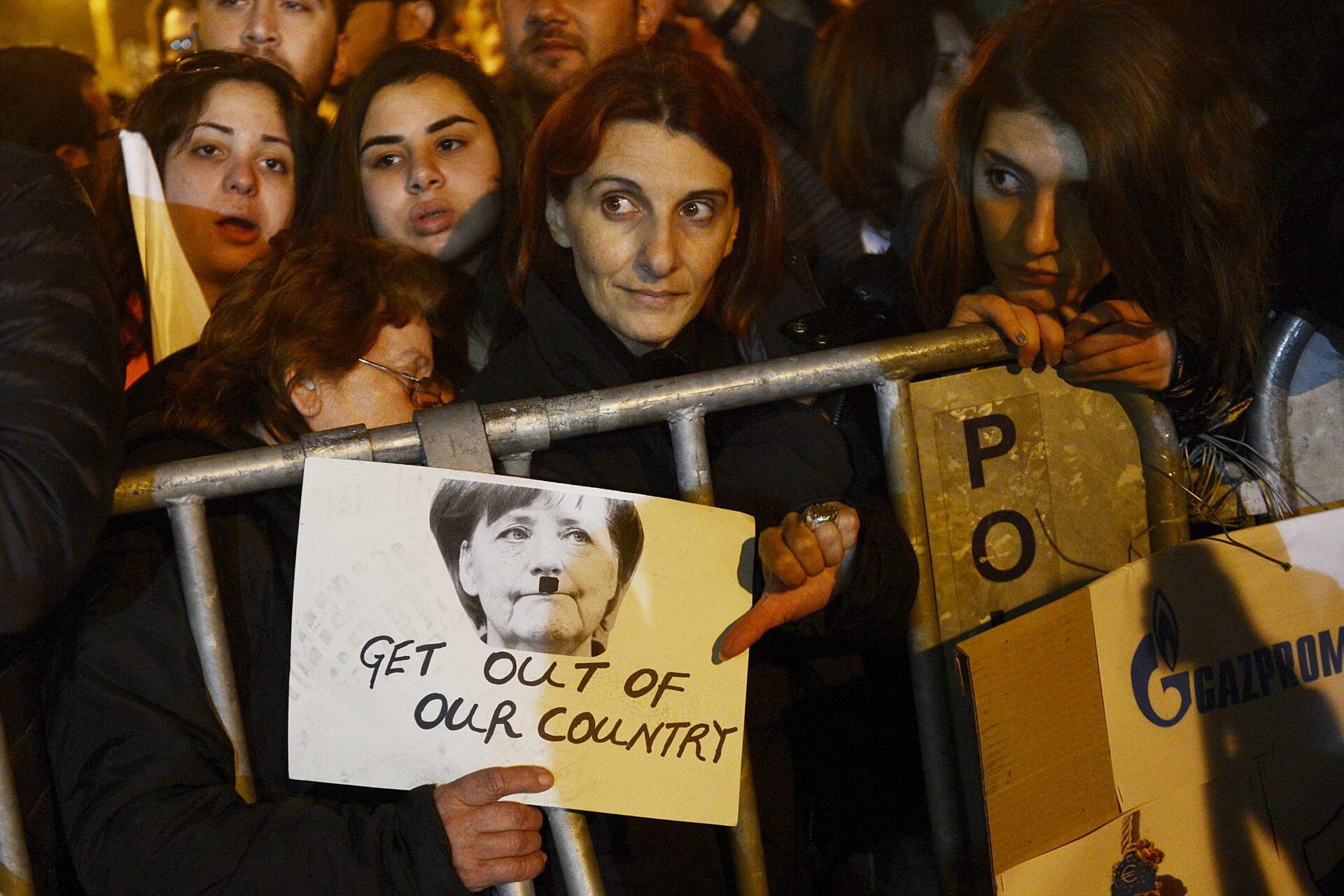 Proteste gegen die Sparauflagen: Wie die Zyprer die