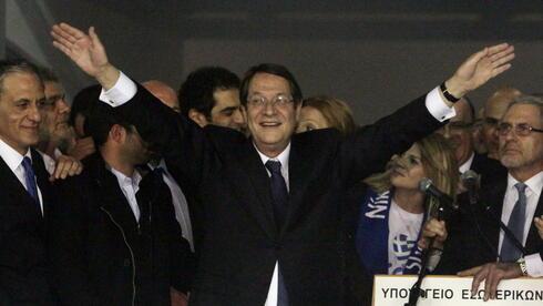 Nikos Anastasidis heißt der Wahlsieger in Zypern. Quelle: dpa