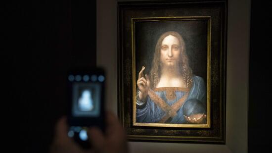 Da-Vinci-Gemälde auf Museumsreise?